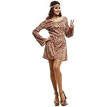 My Other Me Me - Disfraz de hippie psicodélica para mujer, M-L (Viving Costumes