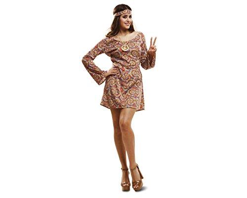 Imagen de my other me  disfraz de hippie psicodélica para mujer, m l viving costumes 201989