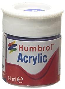 Humbrol - Pintura acrílico, Color Baltic Blue (Hornby AB0052)