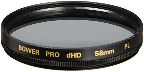 Bower fp4646mm pro Digital High Definition Linear Polarisator Filter Bower 58mm
