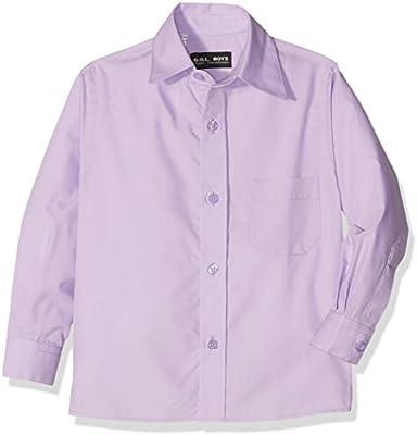 G.O.L. Hemd Mit Kentkragen 5511900 - Camisa Niños