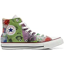 Converse All Star Customized - zapatos personalizados (Producto Artesano) Viso Marylin