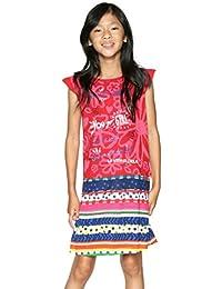 Amazon.fr   Desigual - Robes   Fille   Vêtements 2b07c78c051d