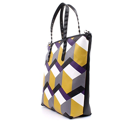 Gabs LUCREZIA-I17 TEST Shopping Donna Scacchi