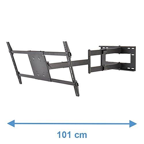 DQ Reach XXL 101 cm - Soporte TV pared - Recomendada