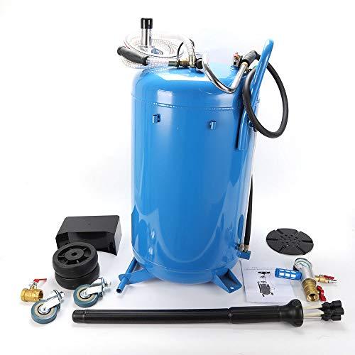 SHIOUCY 76L Ölabsauggerät Ölabsauger Ölauffanggerät Absaugung Ölwechsell Wagen DHL