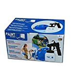 #8: Paint Zoom 750W Electric Portable Paint Sprayer Machine, 370x240x210mm (Blue, WC-009, RATHORE)