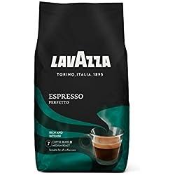 Lavazza Espresso Perfetto, 1er Pack (1 x 1 kg)