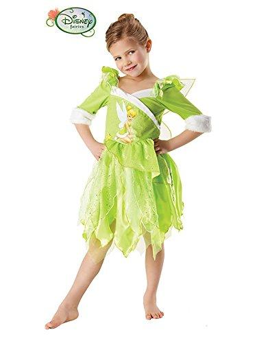 Imagen de disfraz campanilla winter para niña  único, 5 a 7 años
