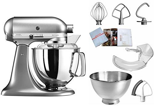 KitchenAid-5-ksm17-5psenk-des-quipements-Robot-Artisan-avec-Profi-mtal-bross
