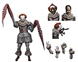 Neca - Figurine It Movie 2017 - Ultimate Pennywise Dancing Clown 18cm - 0634482454701