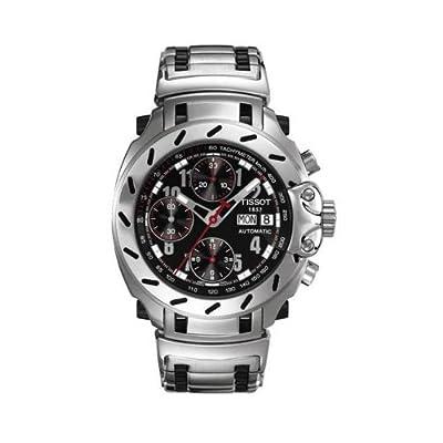 Tissot T0114141205200 - Reloj de pulsera hombre, acero inoxidable, color plateado