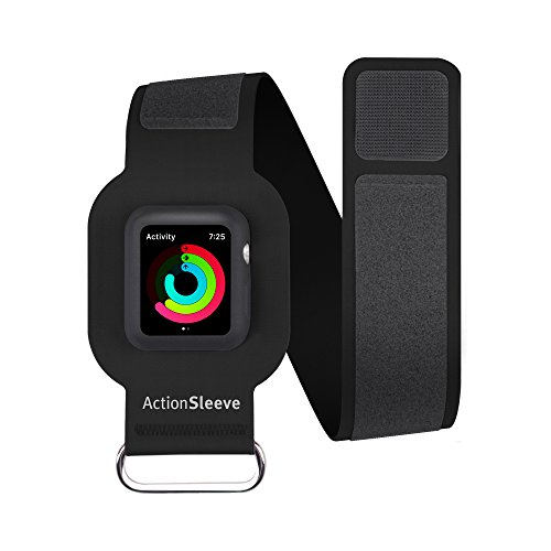 Twelve South 12-1701 - Brazalete de neopreno para Apple Watch de 38 mm