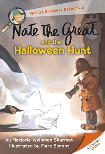 Nate the Great and the Halloween Hunt (English Edition)
