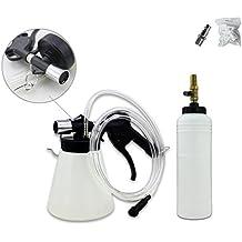 HG® 01424L – Dispositivo de Aire Comprimido Purgador de frenos Botella de líquido de frenos