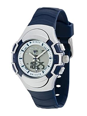 Reloj Marea B35266/2 Analogico Y Digital Mujer O Cadete