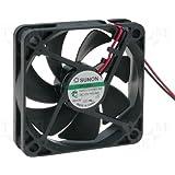 Sunon Lüfter 60x60x15mm HA60151V4-999 DC 12V 2500 U/min 15dBA Vapolager mit MLS