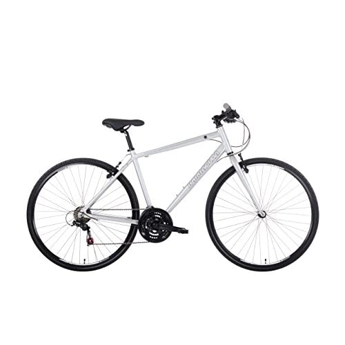 41weq9O2tnL. SS500  - Barracuda Men's Hydra 1 24 Speed Sports Bike, Matte Silver, 21-Inch