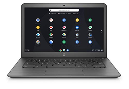 HP Chromebook 14-db0003na 14-Inch Laptop - (Grey) (AMD Dual Core A4, 4 GB RAM, 32 GB eMMC, AMD Radeon R3 Graphics, Chrome OS) Best Price and Cheapest