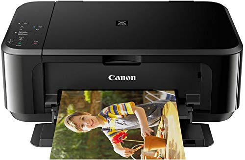 Canon Pixma MG3670 All in One Inkjet Wireless Printer  Black