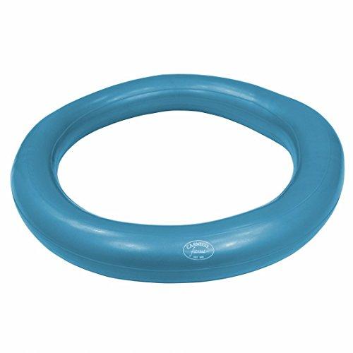 Carnegie Bagel - Stabilisator für Gymnastikbälle, aufblasbarer ringförmige Halterung (Schale) für Fitnessbälle mit ø 55, 65, 75cm