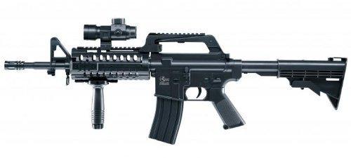 Softair Gewehr Model 4 RIS Commando, Federdruck [Misc.] zu Umarex