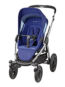 maxi cosi kombi kinderwagen mura 4 plus inkl zubeh r river blue baby. Black Bedroom Furniture Sets. Home Design Ideas