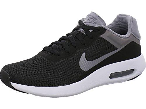 Nike Herren 844874 Sneakers Schwarz/Grau