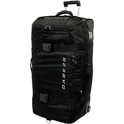 Dare 2b Herren & Damen 120Liter fortbewegen Rad Wasserdicht Duffle Bag von Dare 2b bei Outdoor Shop