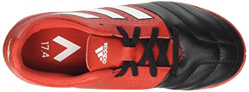 adidas Unisex-Kinder Ace 17.4 in Stiefel Rot (Red/ftwr White/core Black)