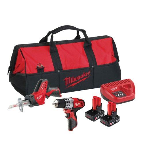 Milwaukee 4933416530 C 12 PP 2C Akku-Power-Pack