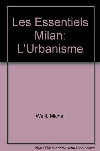 L'urbanisme par Michel Weill