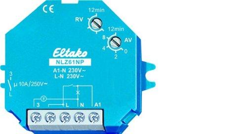 Preisvergleich Produktbild Eltako Nachlaufschalter, NLZ61NP-230V