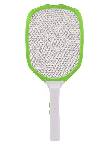 BJE Recharable Electric Insect Killer Mosquito Racket For Mosquito & Insect Free Homes