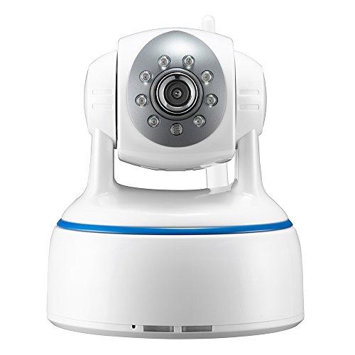 Minidiva Indoor 1080P 2 Megapixel drahtlose WIFI IP-Überwachungskamera – 350 Grad (horizontal) - 2