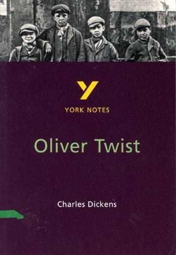Oliver Twist: York Notes for GCSE