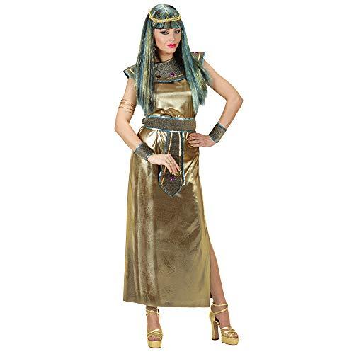 Widmann 35172 - Erwachsenenkostüm Kleopatra Kleid, Größe M