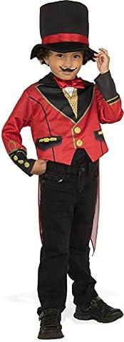 Lion Costume Tamer - Rubies Ringmaster Boys Lion Tamer Costume