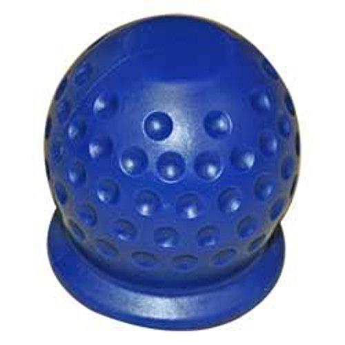 Abdeckung Anhängerkupplung Rot, Schutzkappe (Einheitsgröße) (Blau)