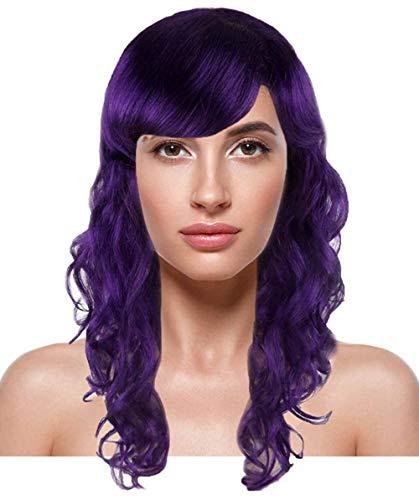 Bella Perücke - Violet MTO HW-640 (Erwachsene)