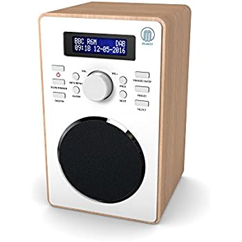 goodmans portable digital fm radio in copper. Black Bedroom Furniture Sets. Home Design Ideas