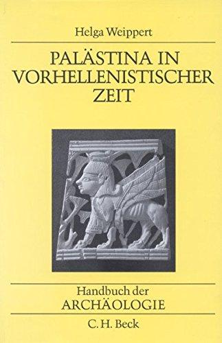 Handbuch der Archäologie, Vorderasien