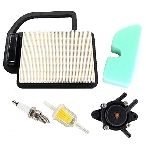 AISEN Service Kit filtro aria pompa benzina candela di accensione per Husqvarna CT151 CTH151 CTH171 CTH172 LTH151 LTH152 con motore Kohler Courage SV470 SV540 SV600