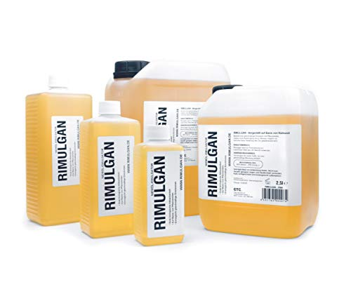 RIMULGAN 90010 - Emulgator auf Basis von Rizinusöl (biologisch abbaubar) - 25L