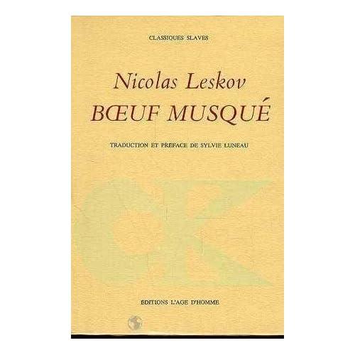 Le Boeuf musqué - L'Epouvantail - La Rapine