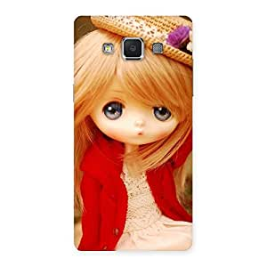 Cute Angel Wearing Hat Back Case Cover for Samsung Galaxy A5