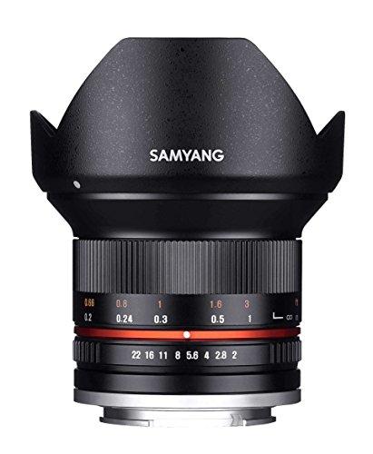 Samyang 12mm F2.0 Objektiv für Anschluss Canon M - 2