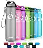 Grsta Sport Trinkflasche 32oz-1000ml - Wasserflasche