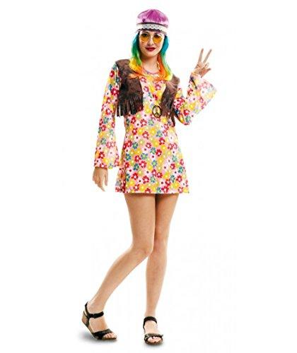 Imagen de disfraz de hippie primavera para mujer