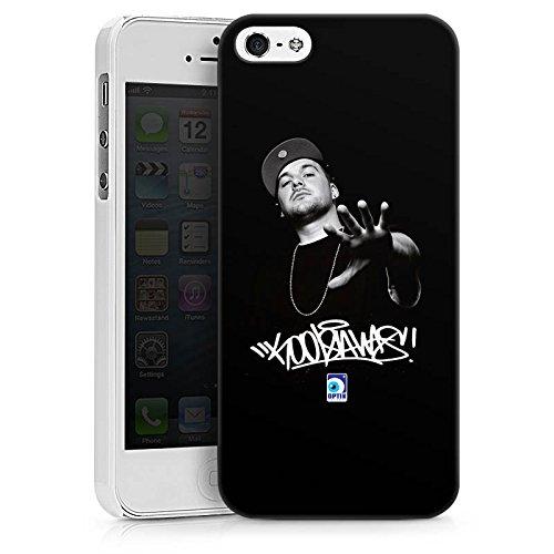 Apple iPhone X Silikon Hülle Case Schutzhülle Kool Savas Fanartikel Merchandise KKS Hard Case weiß